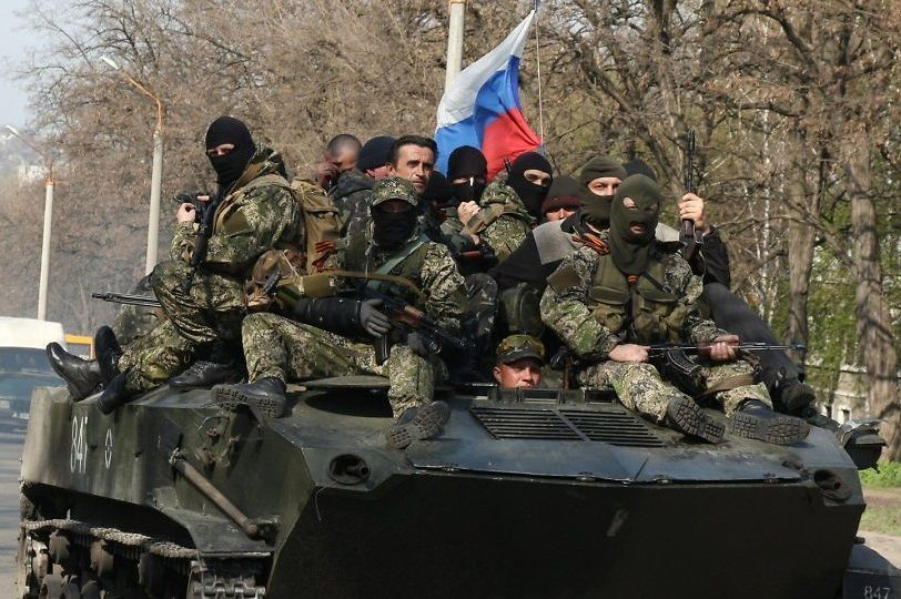 Розвідка: Зодного підрозділу російських військ наДонбасі втекло 35 військових
