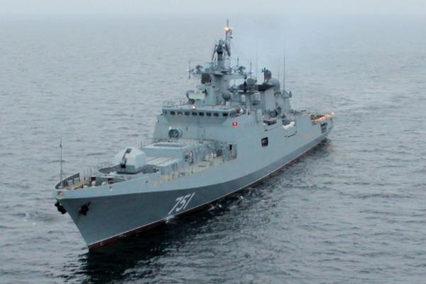 Росія вдарила крилатими ракетами поСирії зкрейсера та підводного човна
