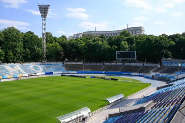 Настадіоні «Динамо» розпочався капітальний ремонт