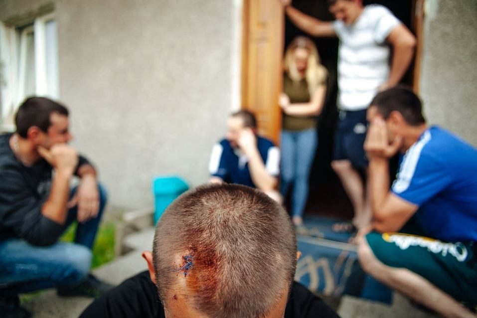 Група п'яних поляків напала набудинок українських заробітчан під Гданськом