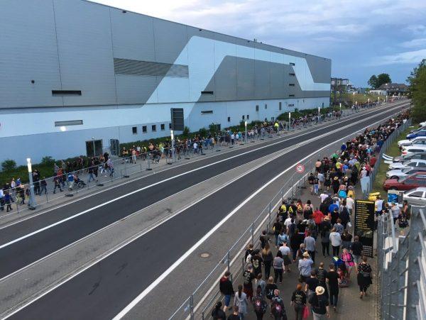У Німеччині через загрозу теракту припинений рок-фестиваль