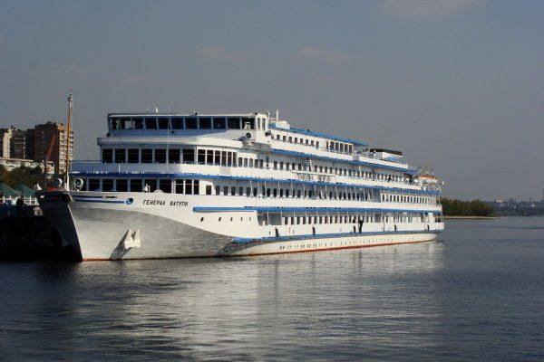 Український круїзний лайнер різко змінив курс і попрямував доРостова,— ЗМІ