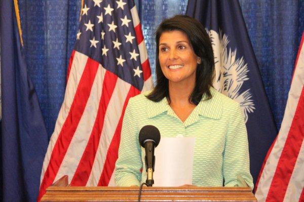 США можуть вийти зРади ООН зправ людини,— Гейлі