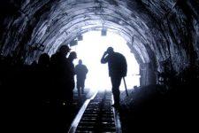 шахта шахтарі
