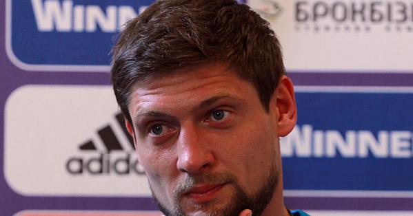 Футболист сборной Украины спас команду отпоражения, забив гол напоследних секундах