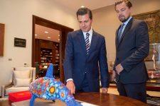 Ди Каприо будет спасать морских свиней с президентом и миллиардером Мексики