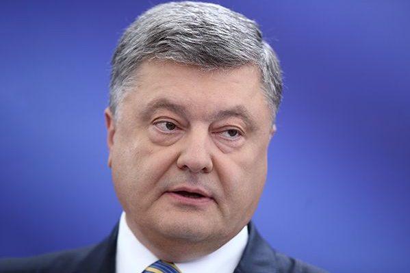 Порошенко: Говорити про подачу Україною заявки начленство вНАТО поки передчасно