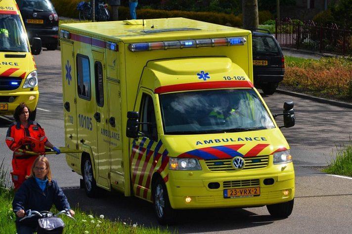ВАмстердамі автомобіль наїхав на пішоходів— 8 постраждалих