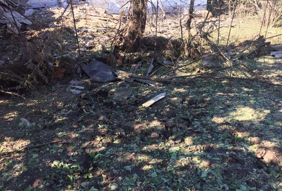 Бойовики обстріляли два села під Волновахою, зруйновано 12 будинків— поліція