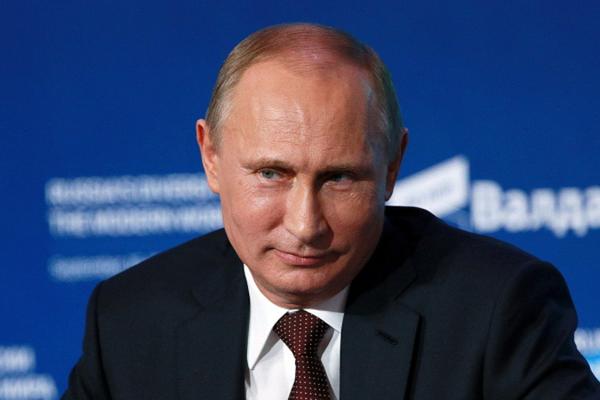 Бреше і нечервоніє: Путін здивував нахабною заявою