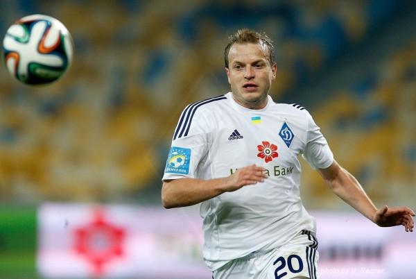 Олег Гусєв підписав новий контракт з«Динамо»