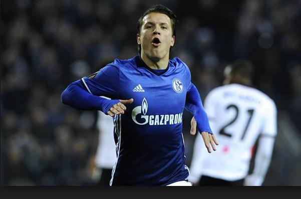 Коноплянка стал одним из наилучших игроков Бундеслиги