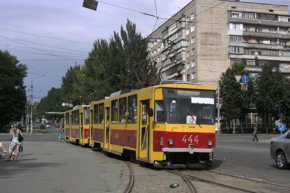 Узапорізькому трамваї чоловік загинув через вили— ЗМІ