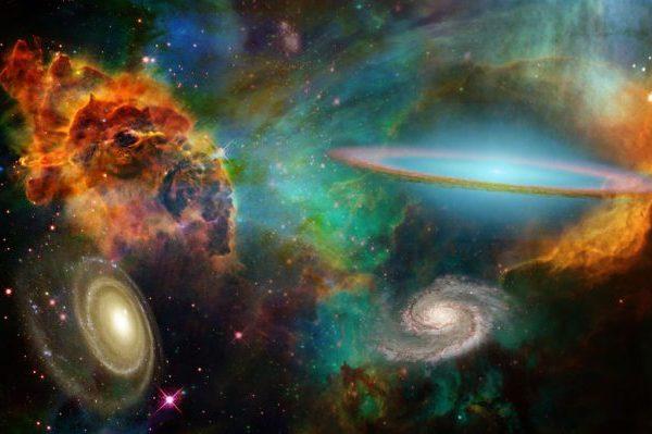 Космолог поведал опервых тайнах параллельных Вселенных