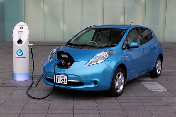 Рынок электромобилей вУкраине вырос почти втри раза