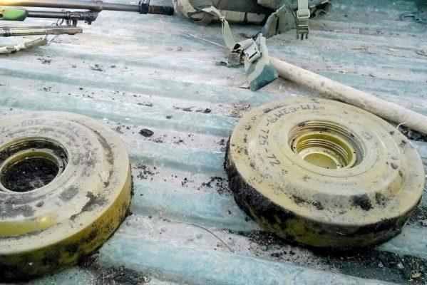 У районі Горлівки напротитанковій міні підірвалася вантажівка з місцевими жителями— ОБСЄ