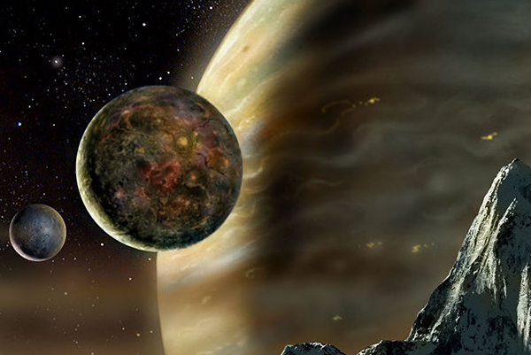 NASA відкрило десять «скелястих» планет, подібних доЗемлі-відео