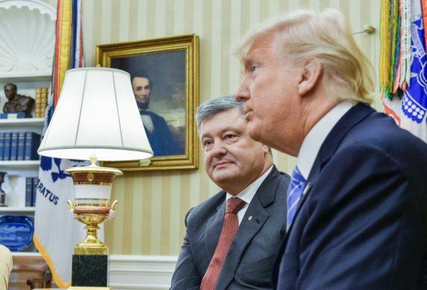 переговоры трампа и порошенко