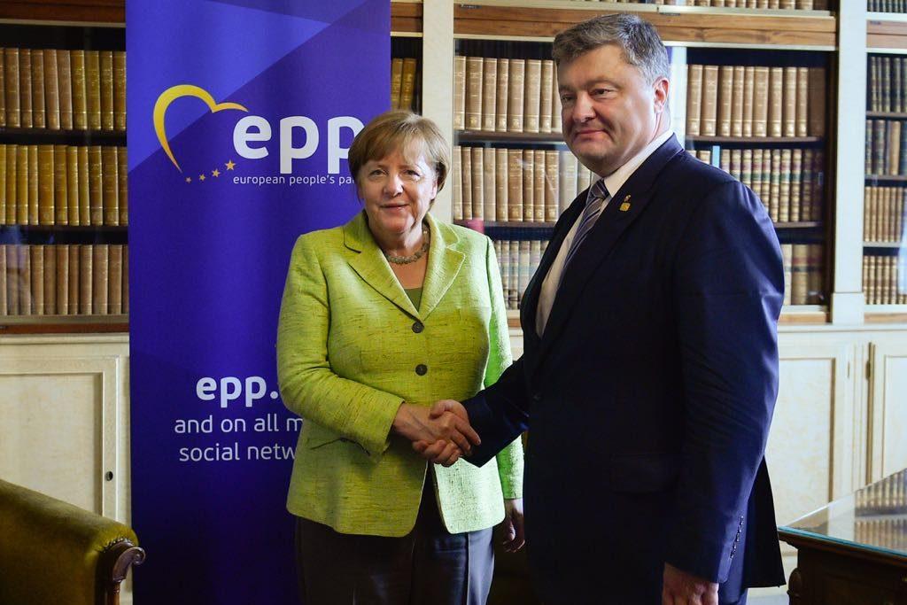 Петро Порошенко здійснить робочий візит доБрюсселя