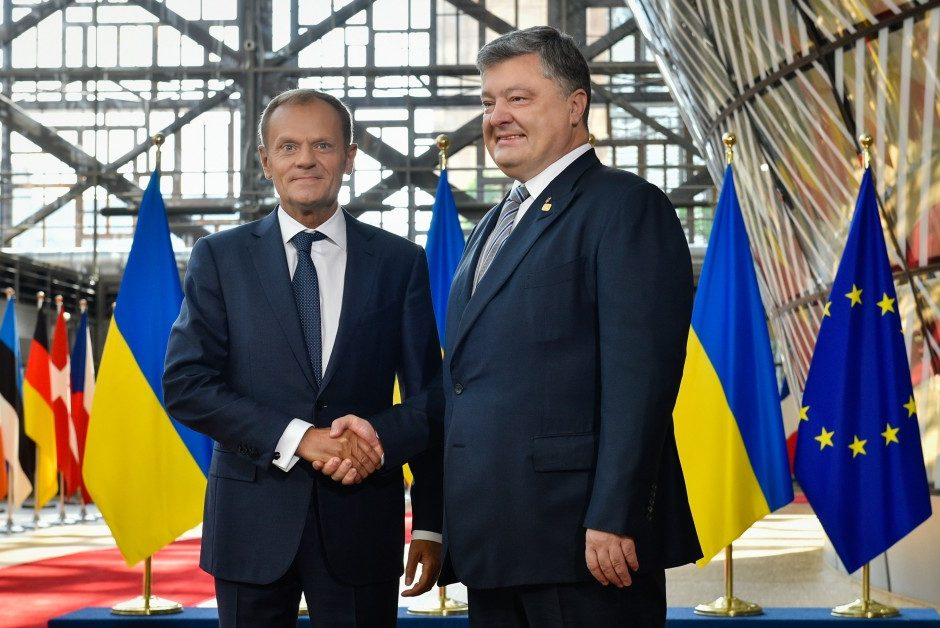 Туск повідомив приємні новини щодо Угод про асоціацію Україна— ЄС