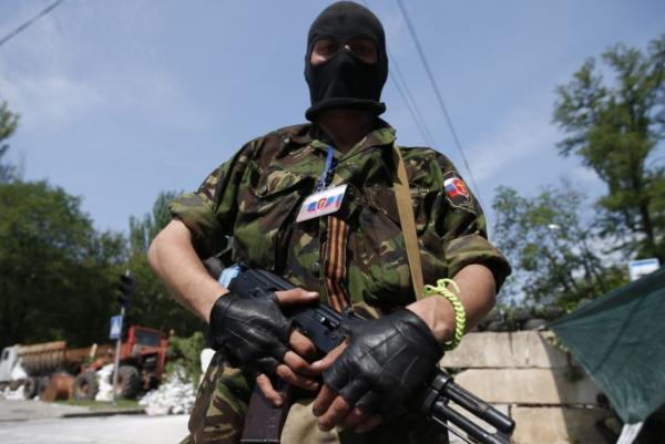 Русский офицер вДонбассе вовремя «воспитательной беседы» сломал подчиненному нос— агентура