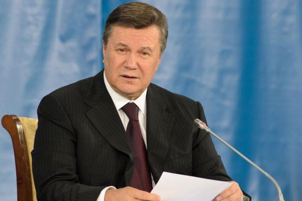 Янукович готов принять участие всуде изадать вопросы первым лицам государства