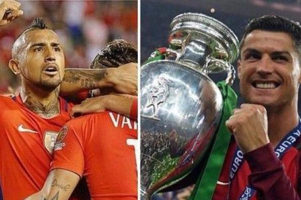 Португалія— Чилі: прогноз букмекерів на півфінал Кубка Конфедерацій