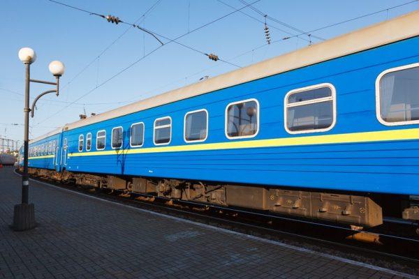 «Укрзализныця» запускает дополнительный поезд Киев