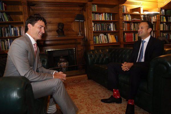 канадские носки