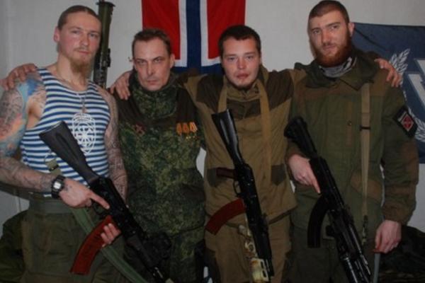 Русский неонацист причастен кубийству 40 украинских бойцов вДонбассе— ГПУ
