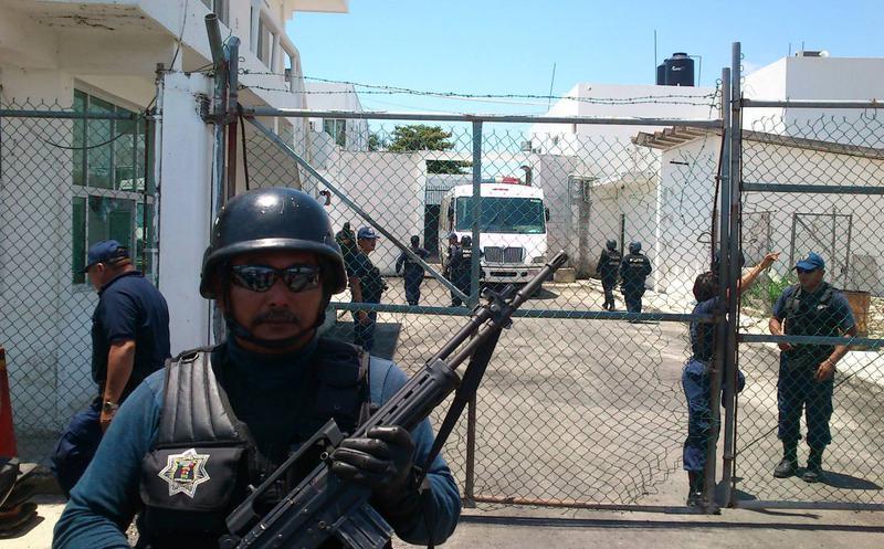 Кривава бійка у мексиканській в'язниці: 28 загиблих, тіла знайшли без голів