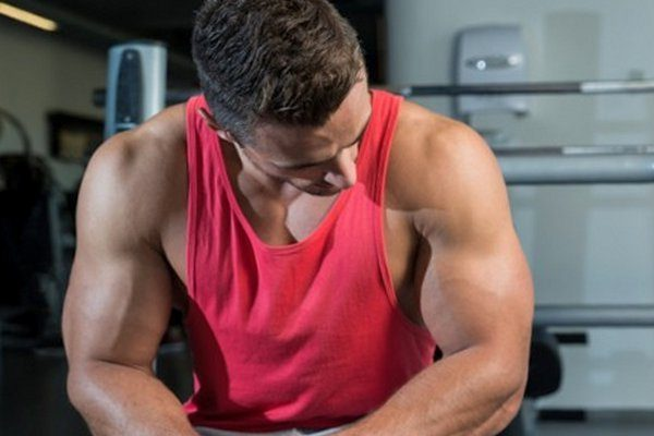 как набрать мышечную массу худому