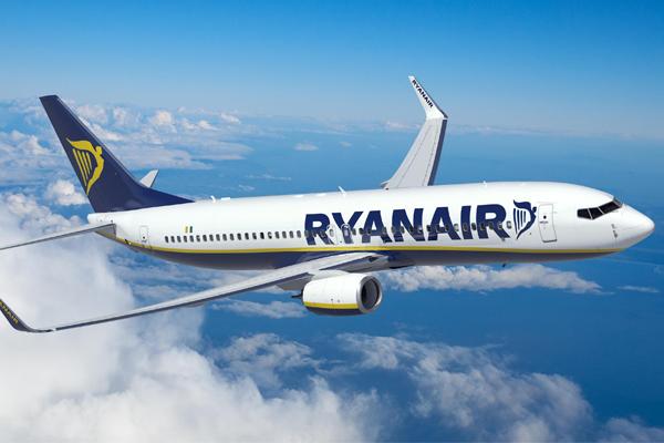 Ryanair скасував запланований вихід наукраїнський ринок