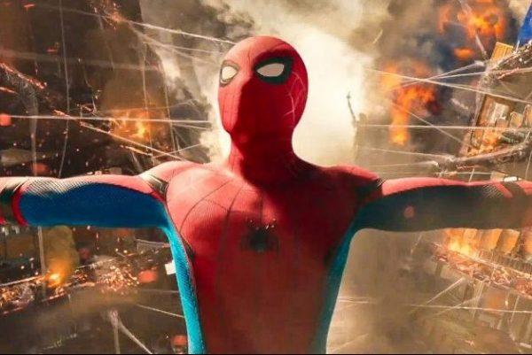 человек паук 2017, премьера человек 2017, человек паук возвращение домой
