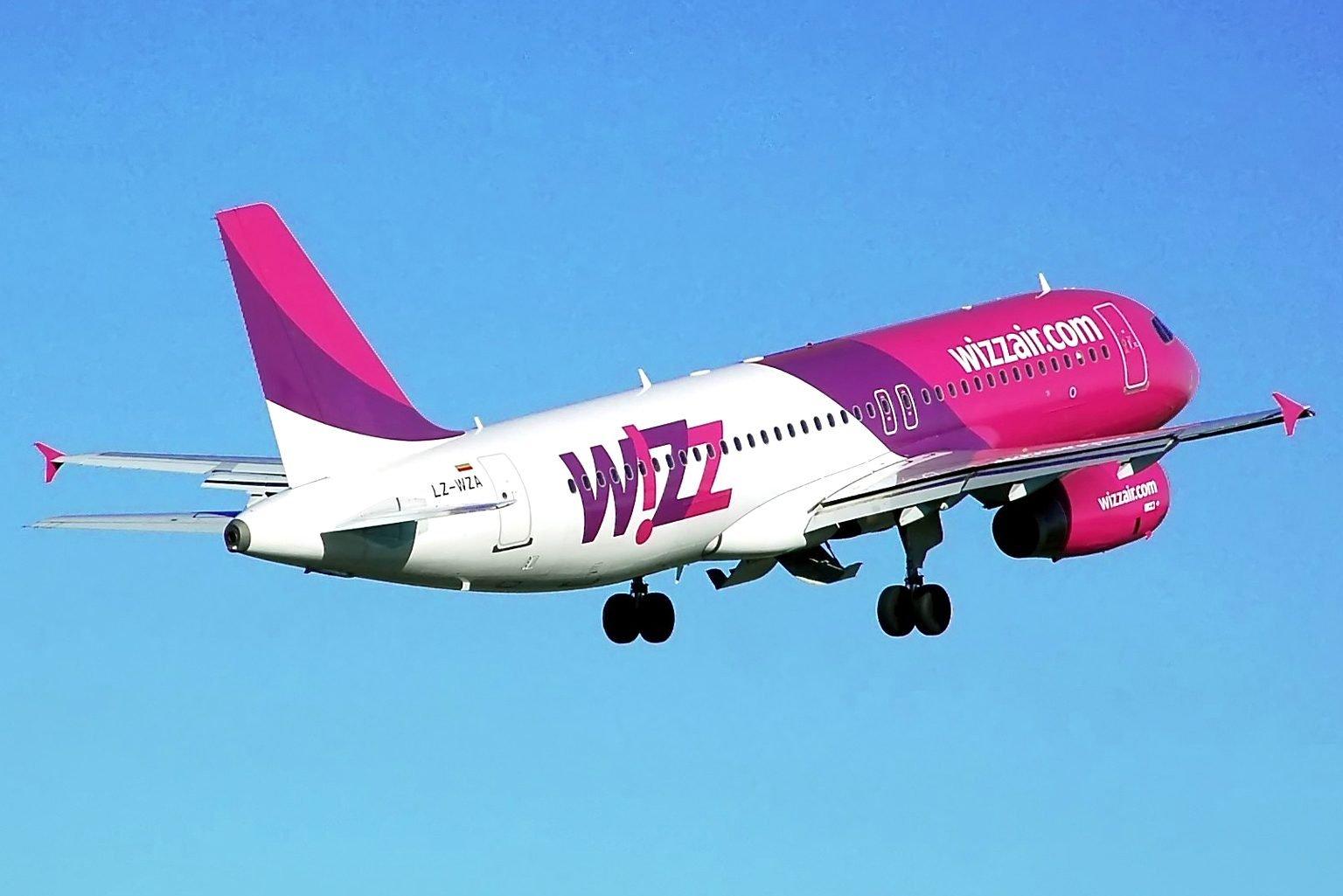 Wizz Air ввела особые тарифы для украинских пассажиров Ryanair