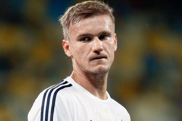 «Динамо» розірвало контракт зфорвардом Гладким