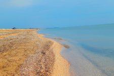 Арабатська стрілка море