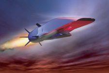 Прототип гіперзвукової ракети