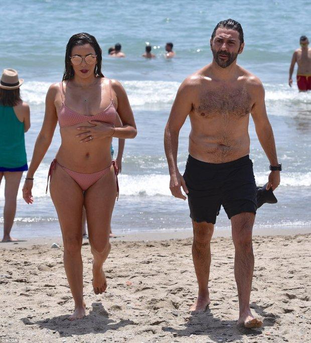 Сексуальное бикини фото пляж