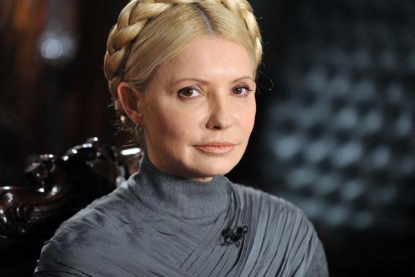 Тимошенко вирішила балотуватися впрезиденти