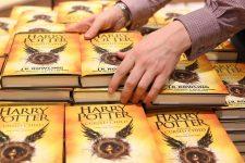 Книга Гаррі Поттер