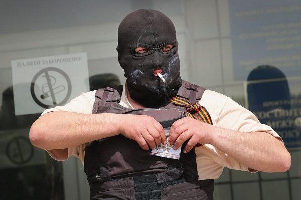 В завоеванной Макеевке боевики открыли стрельбу— ГУР