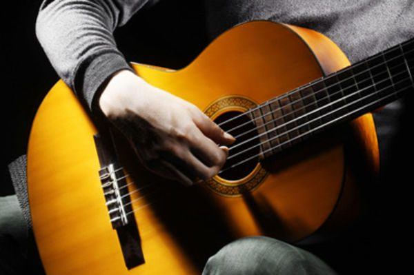 Гра на гитарі