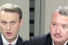 дебаты навальный-стрелков