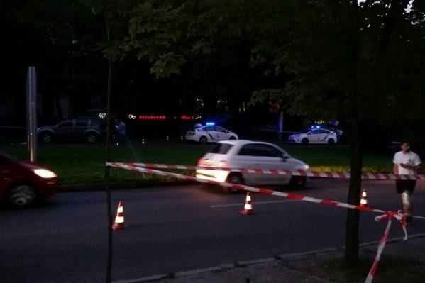 Стрелявшие вАТОвцев правонарушители сами попали в поликлинику вДнипре