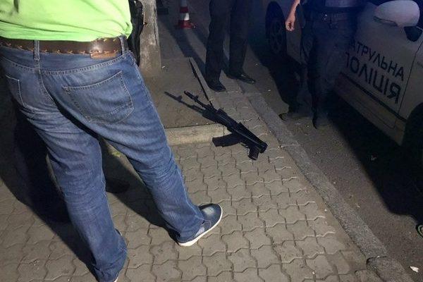 Кровавая стрельба вДнепре оказалась типичной разборкой