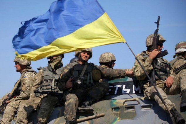 Украинские военные совсем скоро получат новое вооружение— Турчинов