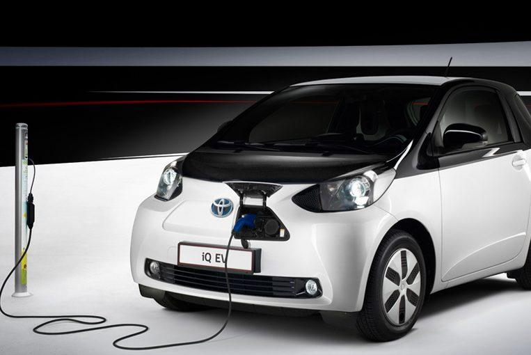 Електрокар Toyota
