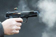 Пістолет у руці