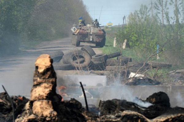 Украина сказала вЕСПЧ поминутный график операции— Как захватывали Крым